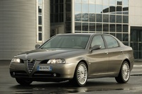 2004 Alfa Romeo 166 Overview