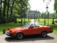 1979 Triumph TR7, nice car nice spot, exterior