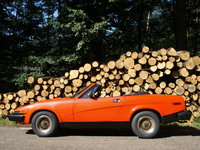 1979 Triumph TR7, wedge shape car en wood, exterior, gallery_worthy