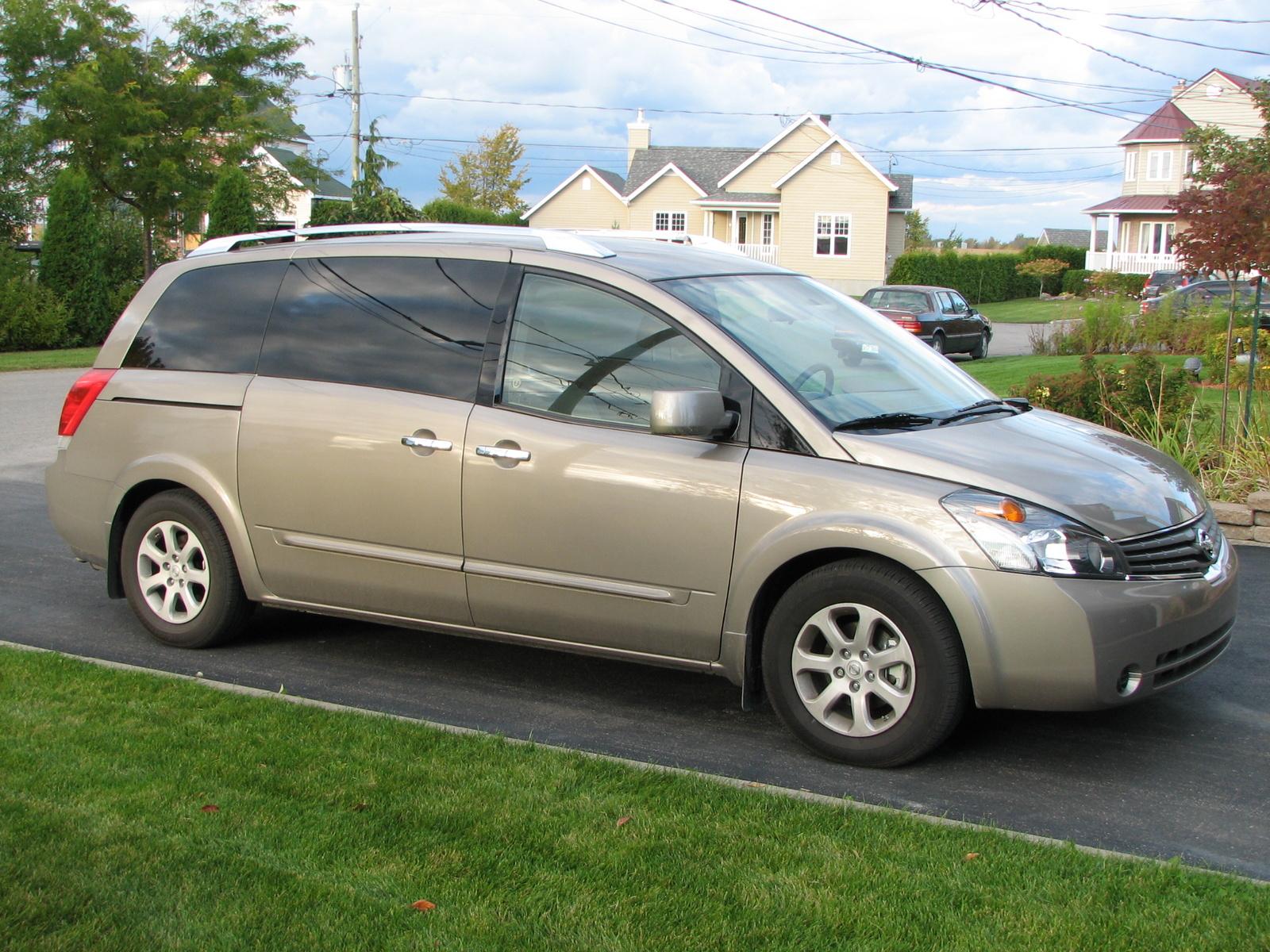 2008 Nissan Quest Pictures Cargurus
