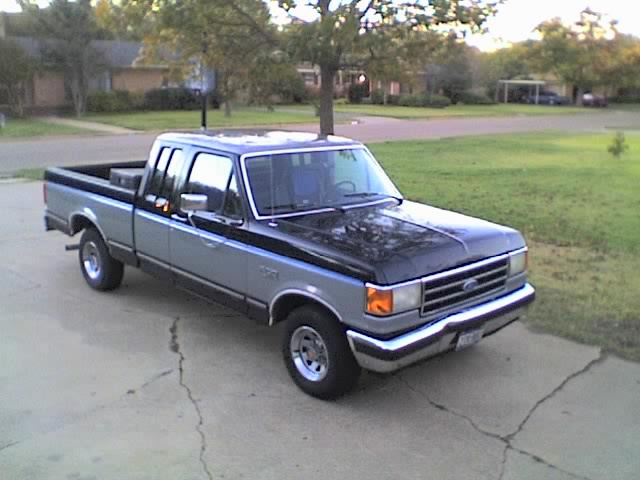 1990 Ford F-150 XLT Lariat 4WD Extended Cab SB, thats my baby!, exterior, gallery_worthy