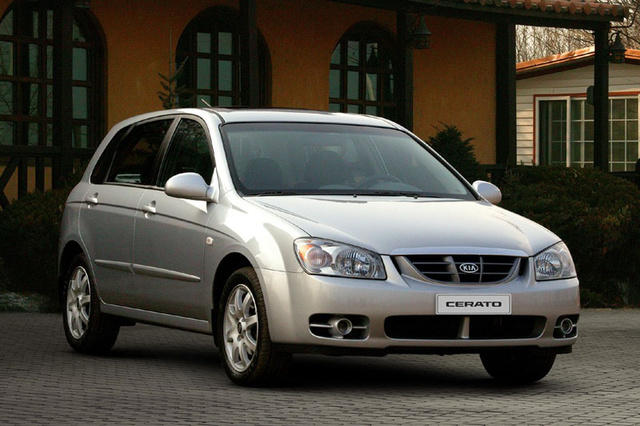 Picture of 2007 Kia Cerato