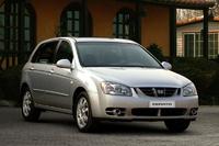 2007 Kia Cerato Overview