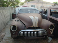 1947 Buick Special Overview