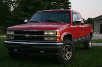 Picture of 1993 Chevrolet C/K 1500 Cheyenne Extended Cab LB, exterior