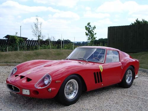 Picture of 1962 Ferrari 250 GTO, exterior, gallery_worthy