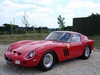1962 Ferrari 250 GTO Picture Gallery