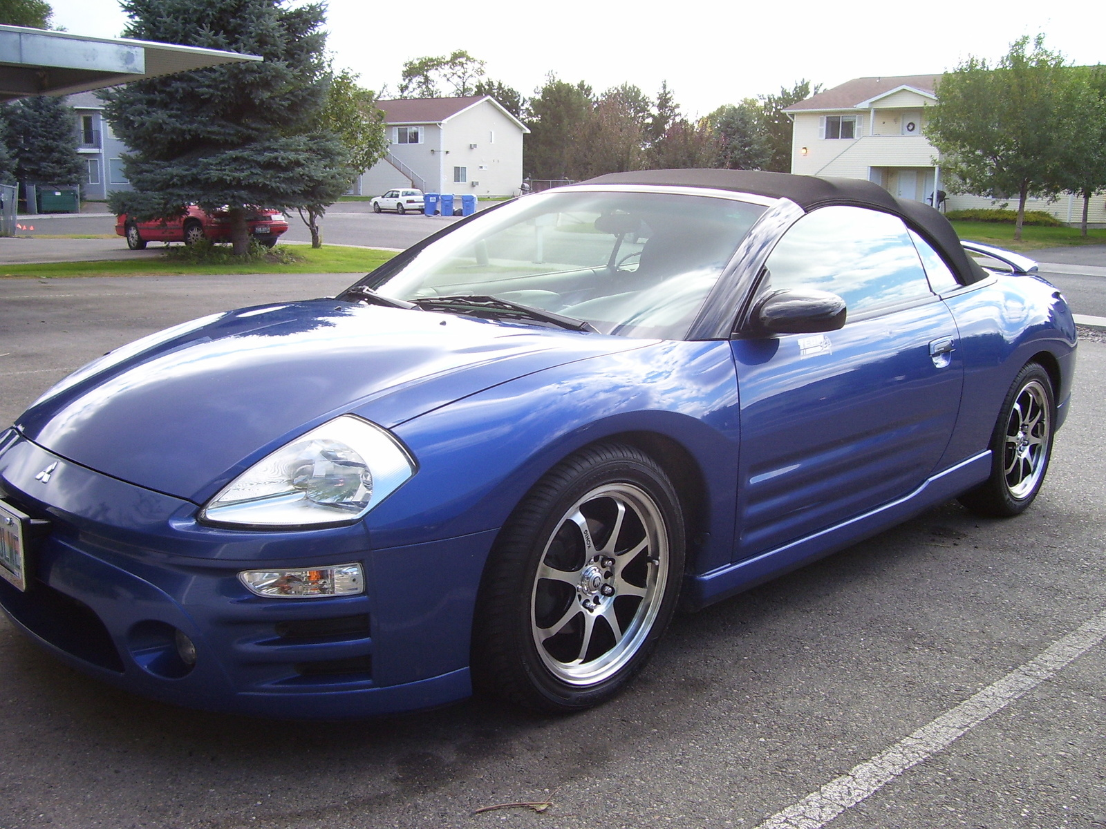 2005 mitsubishi eclipse spyder overview cargurus. Black Bedroom Furniture Sets. Home Design Ideas