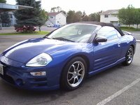 2005 Mitsubishi Eclipse Spyder Picture Gallery