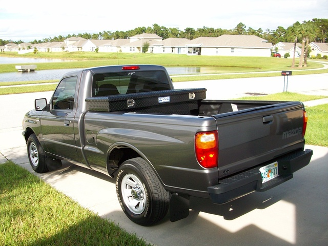 Picture of 2007 Mazda B-Series Truck B2300 Regular Cab 4X2, exterior, gallery_worthy