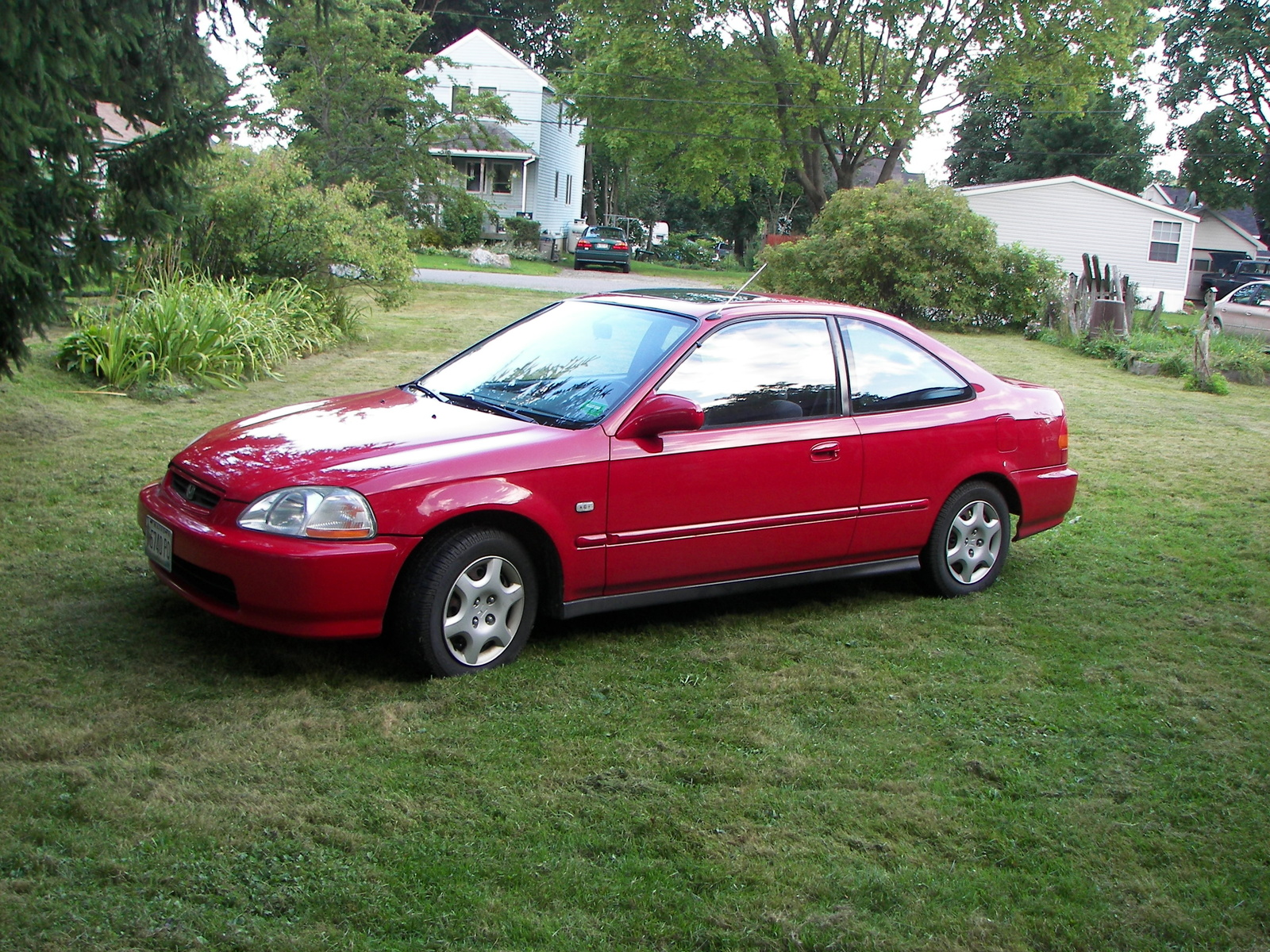 1998 Honda Civic Coupe Pictures Cargurus