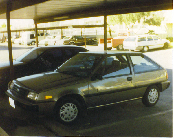 Picture of 1987 Dodge Colt