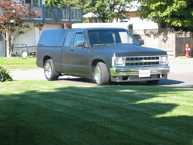 Picture of 1984 Chevrolet S-10, exterior, gallery_worthy