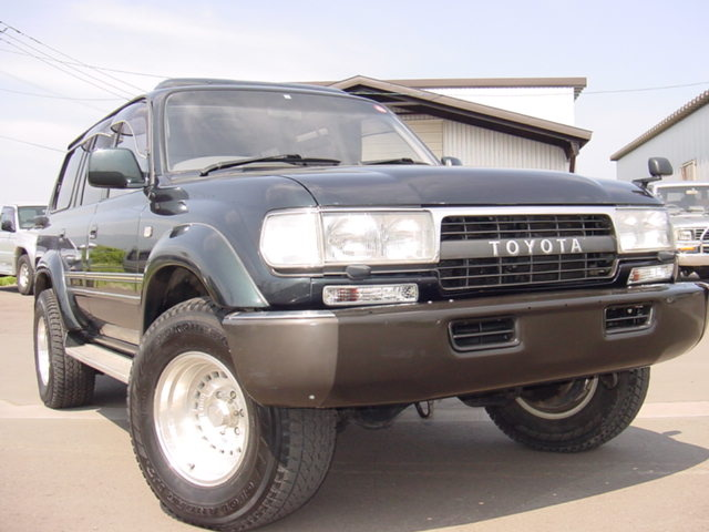 Picture of 1996 Toyota Land Cruiser