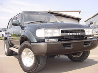 1996 Toyota Land Cruiser Overview