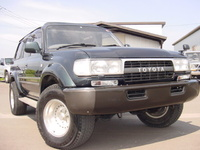 1996 Toyota Land Cruiser Picture Gallery