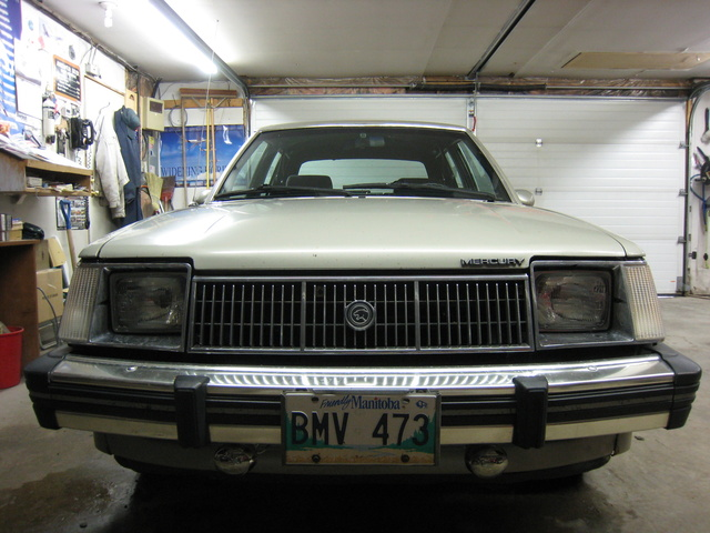 Picture of 1983 Mercury Lynx, exterior, gallery_worthy
