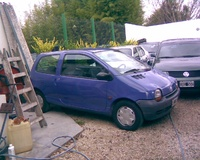 1994 Renault Twingo Overview