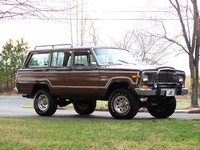 1984 Jeep Grand Wagoneer picture, exterior