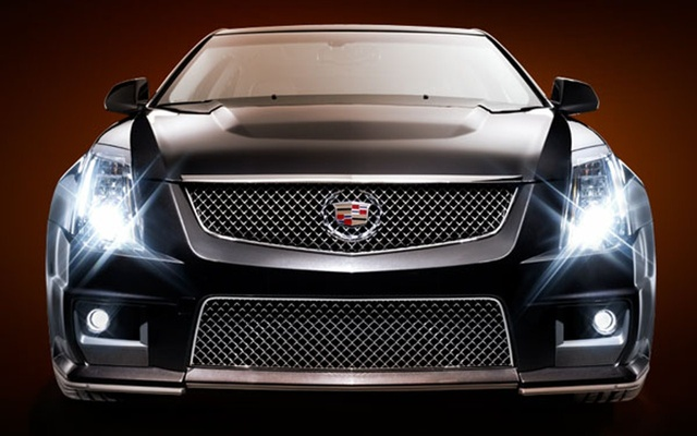 Picture of 2009 Cadillac CTS-V RWD, exterior, manufacturer, gallery_worthy