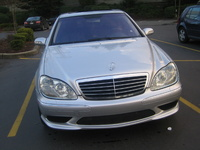 2004 Mercedes-Benz S-Class 4 Dr S430 Sedan, Picture of 2004 Mercedes-Benz S430 STD, exterior