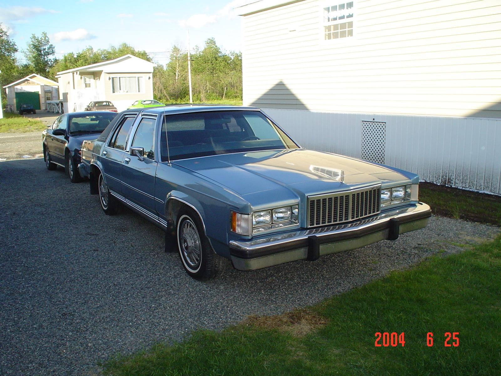 1984 mercury grand marquis pictures cargurus