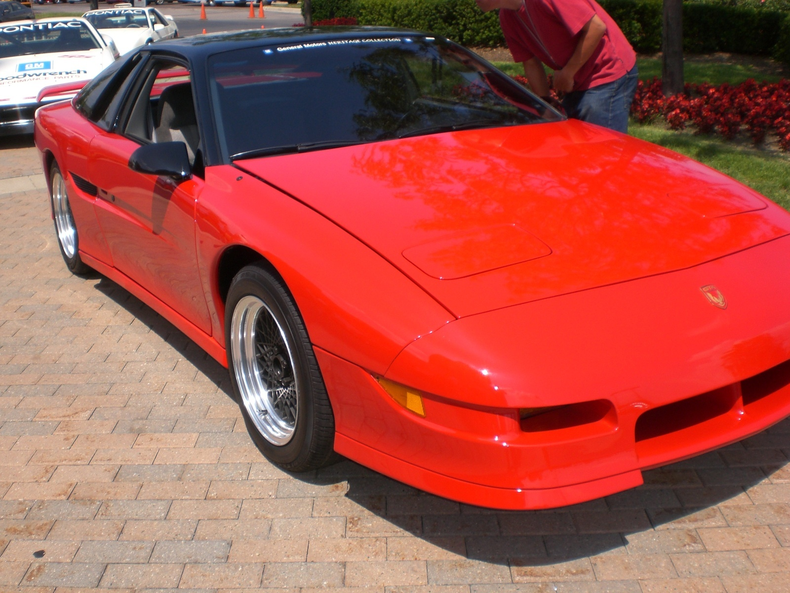 Pontiac Fiero Questions What Year Was The Last Year That The Fiero