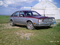 1984 Pontiac Phoenix Overview