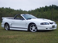 1997 Ford Mustang STD Convertible, Picture of 1997 Ford Mustang 2 Dr STD Convertible, exterior