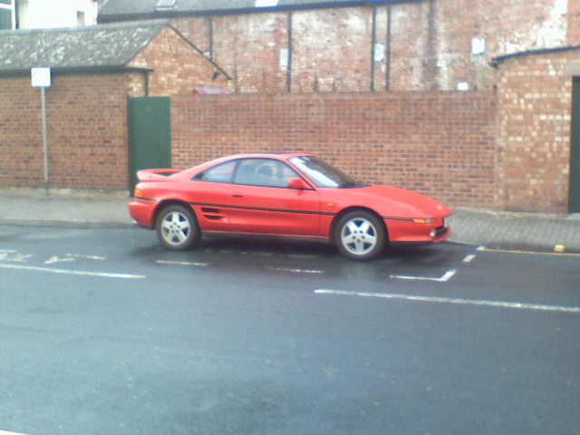 Picture of 1993 Toyota MR2