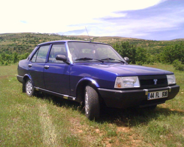 Picture of 2000 FIAT Siena, exterior