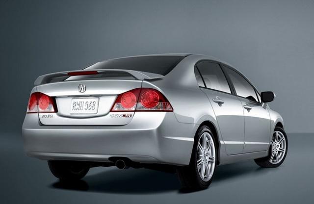 2008 Acura CSX - Pictures - CarGurus