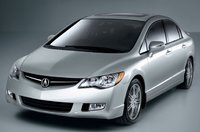 2008 Acura CSX Overview