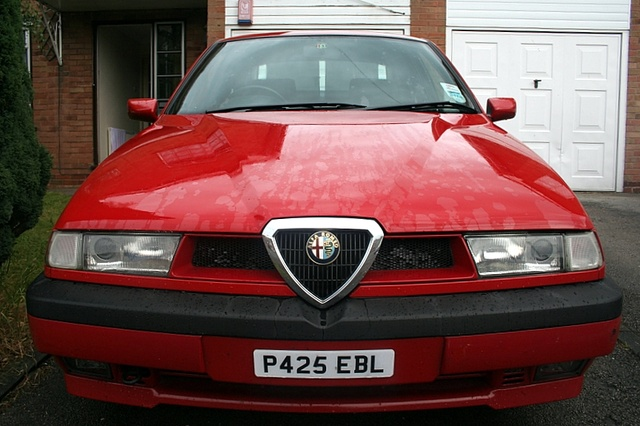 Picture of 1996 Alfa Romeo 155, exterior, gallery_worthy