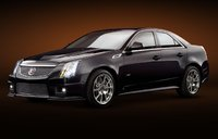 2009 Cadillac CTS-V Overview