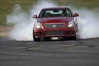 2009 Cadillac CTS-V, Front View, exterior, manufacturer, gallery_worthy