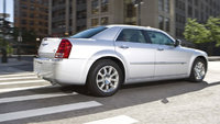 2010 Chrysler 300, Back Right Quarter View, exterior, manufacturer