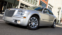 2010 Chrysler 300, Front Left Quarter View, exterior, manufacturer