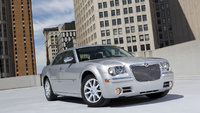 2010 Chrysler 300, Front Right Quarter View, manufacturer, exterior