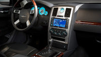 2010 Chrysler 300, Interior Front Dash View, interior, manufacturer