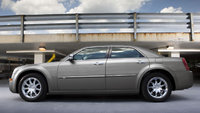2010 Chrysler 300, Left Side View, exterior, manufacturer