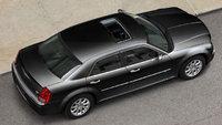 2010 Chrysler 300, Overhead View, exterior, manufacturer