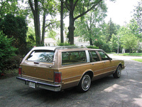 Picture of 1986 Pontiac Parisienne, exterior