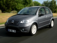 2008 Citroen C3 Overview