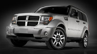 2009 Dodge Nitro, Front Left Quarter View, exterior, manufacturer