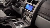 2009 Dodge Nitro, Interior Dash View, interior, manufacturer