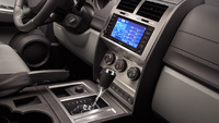 2009 Dodge Nitro, Interior Dash View, manufacturer, interior