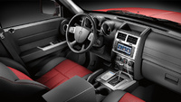 2009 Dodge Nitro, Interior Front View, manufacturer, interior