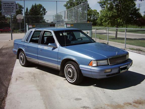 Chrysler Le Baron Dr Std Sedan Pic