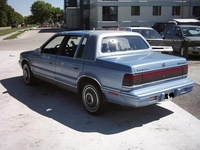 1991 Chrysler Le Baron Overview